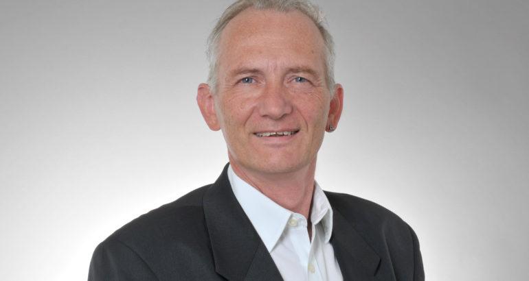 Dozent Markus Kunz